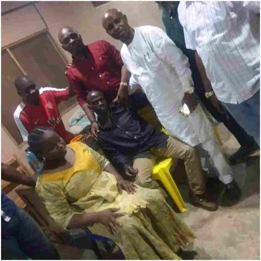 Abducted Ogun State Doctor, Nurse regain freedom