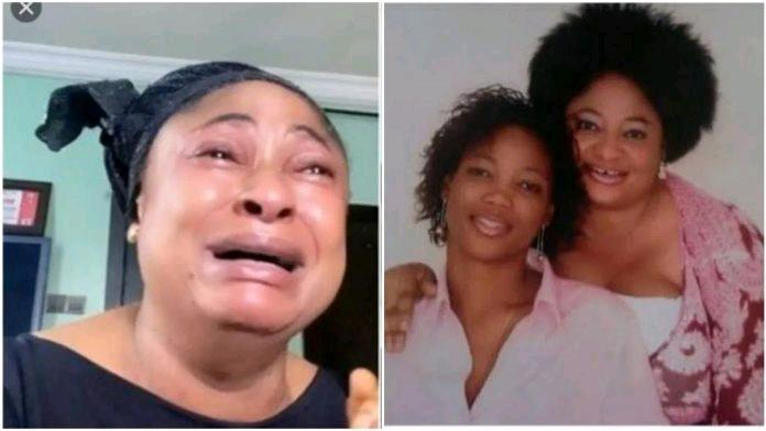 Actress Ronke Oshodi Oke Remembers Late Daughter After 10 Years