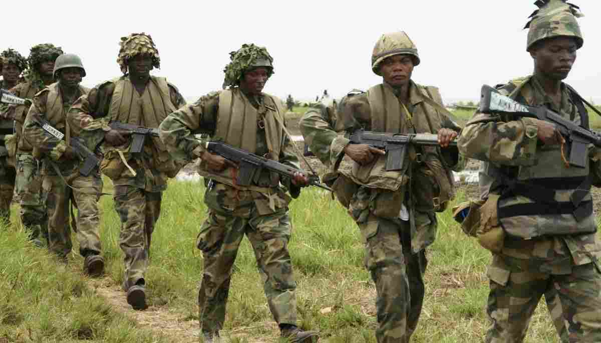 Army allegedly opens fire, kills 70, sets community Ablaze in Benue State