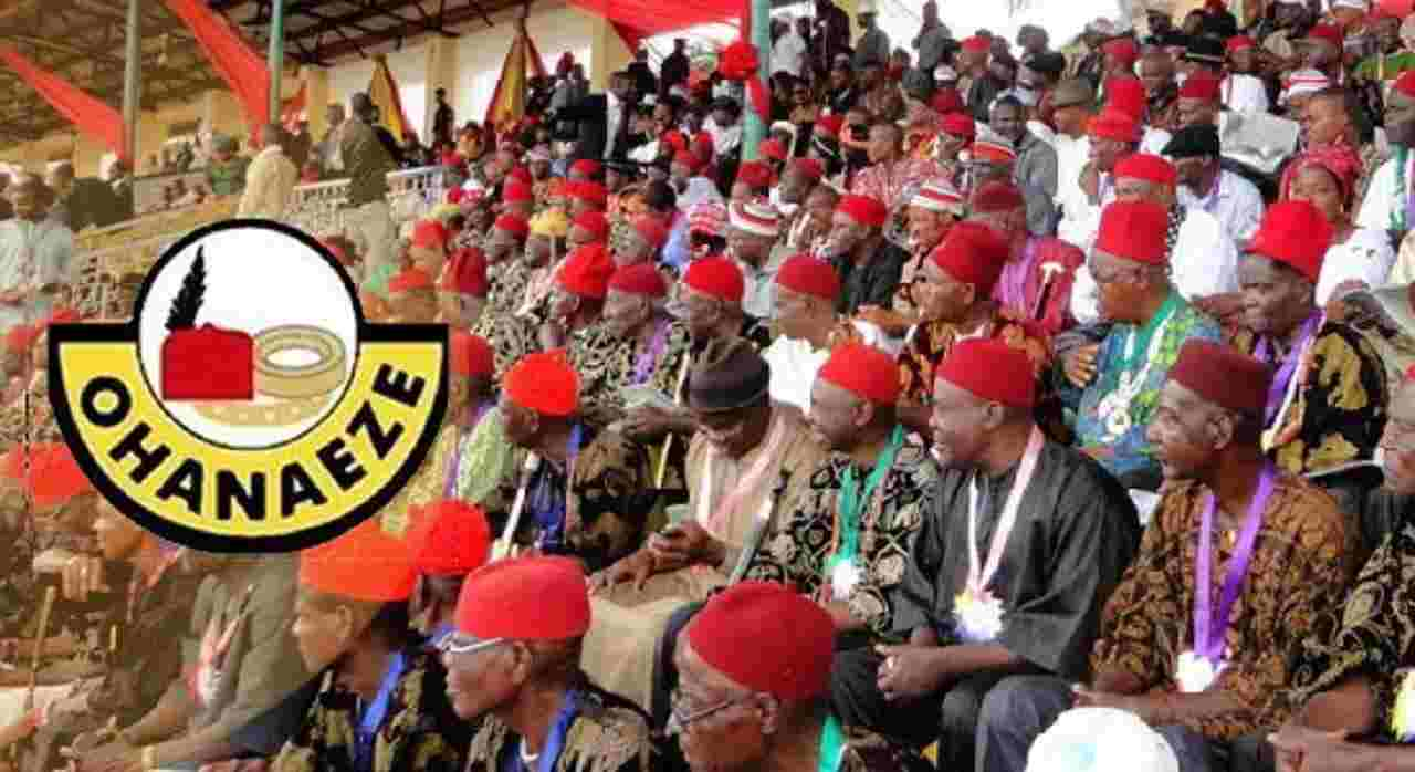 Biafra: Ohanaeze reacts to UK's move to offer asylum to IPOB, MASSOB members