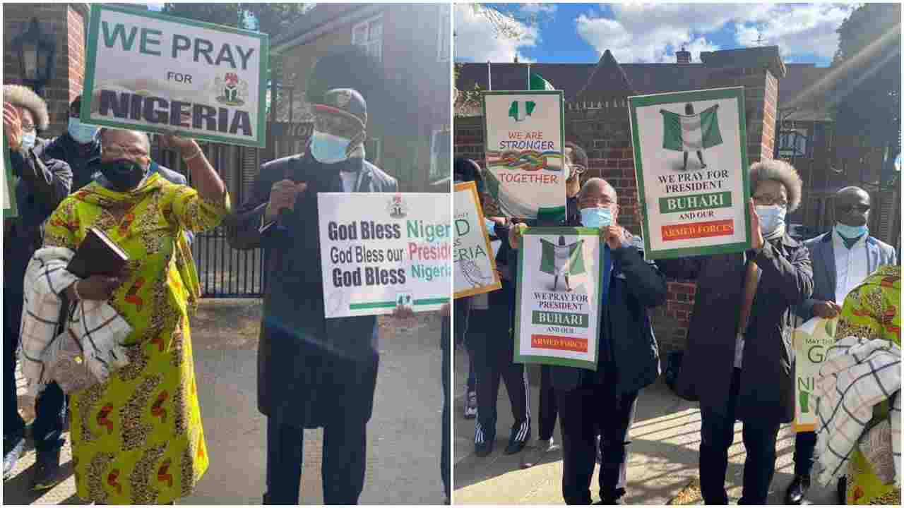 Buhari supporters were paid £75 to Protest - Omokri alleges