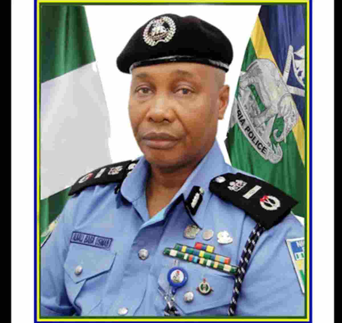 BREAKING: Buhari terminates IGP Adamu's appointment, Replaces him with Alkali Baba