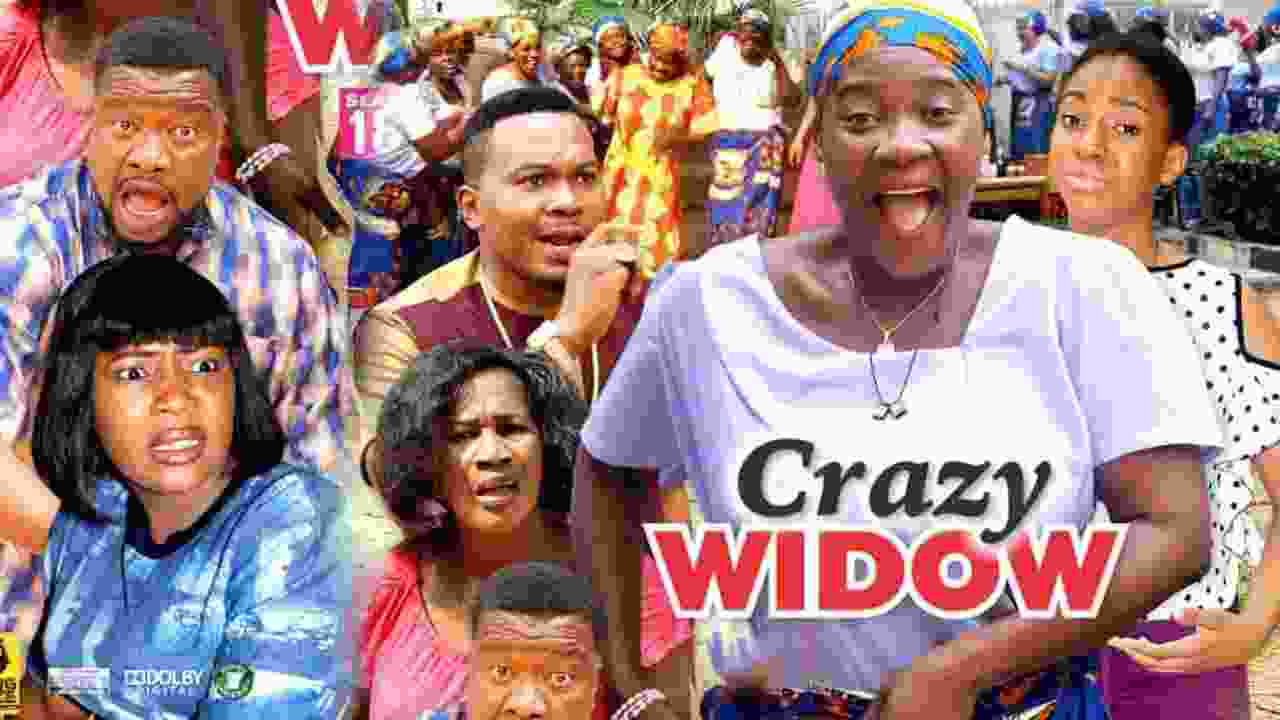 Crazy Widow Season 4 Latest Nigerian 2021 Nollywood Movie