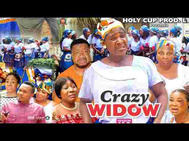 Crazy Widow Season 8 Latest Nigerian 2021 Nollywood Movie