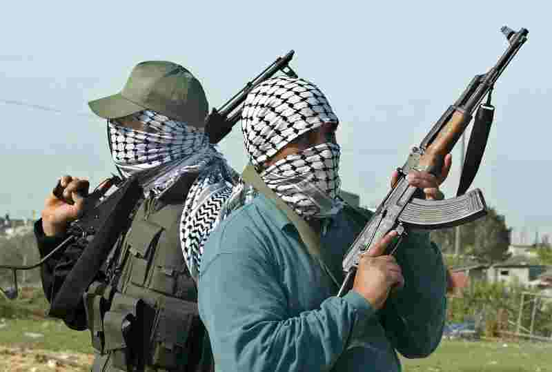 Gunmen strike again in Ibadan, abduct Female Soldier, Two others
