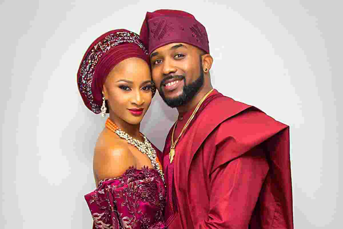 I had Miscarriage with Twins - Banky W's wife, Adesuwa