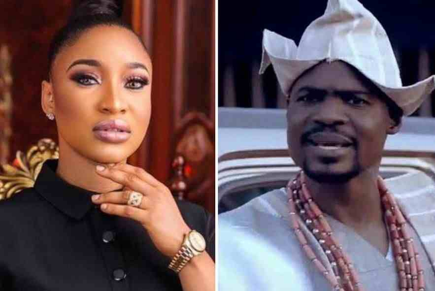 ''It's Going To Be A War'' - Tonto Dikeh Says Following Reports That Baba Ijesha Would Be Released