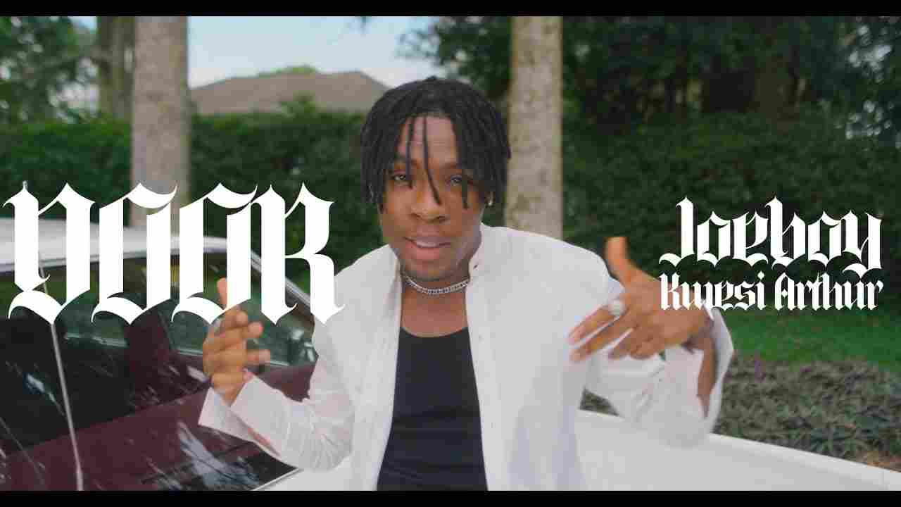 Joeboy - Door Remix Ft. Kwesi Arthur (Video)