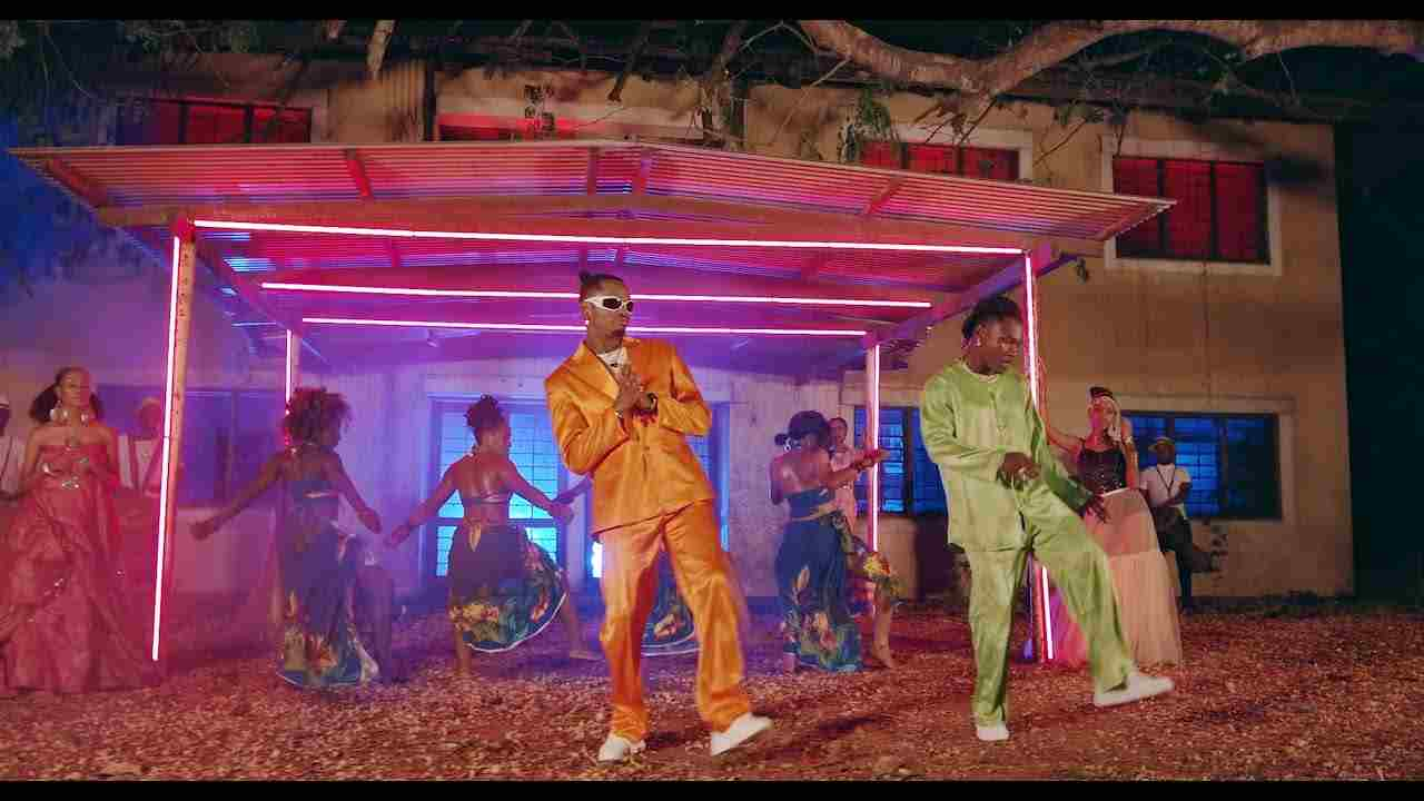 Mbosso Ft. Diamond Platnumz - Baikoko (Official Video)
