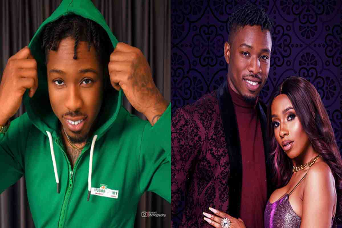 My Happiest Moment In Life Was When I Got Out Of My Last Relationship – BBNaija's Ike