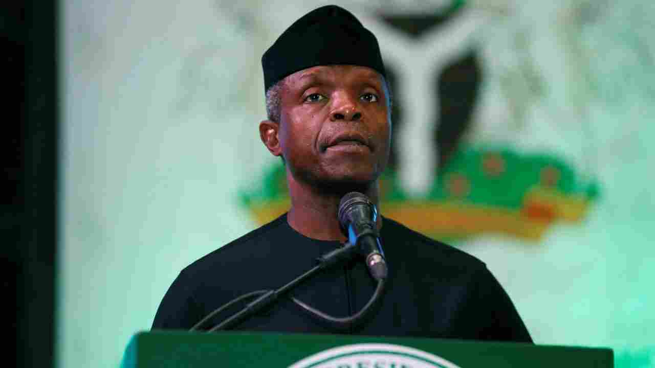 NSF: Plane diverted as storm keeps Osinbajo away from Edo State