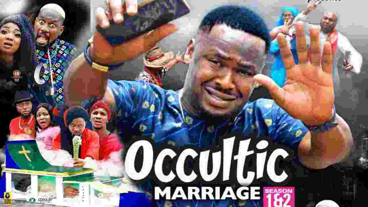 Occultic Marriage Season 1 Latest Nigerian 2021 Nollywood Movie