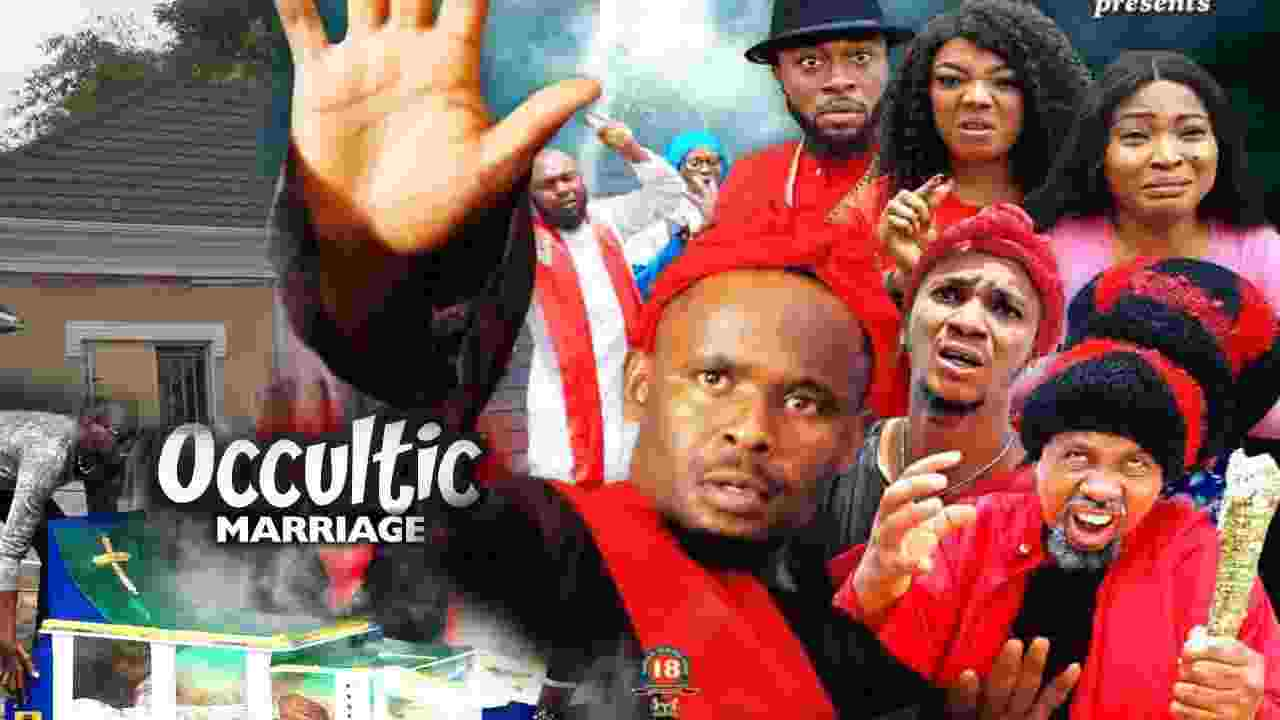 Occultic Marriage Season 4 Latest Nigerian 2021 Nollywood Movie
