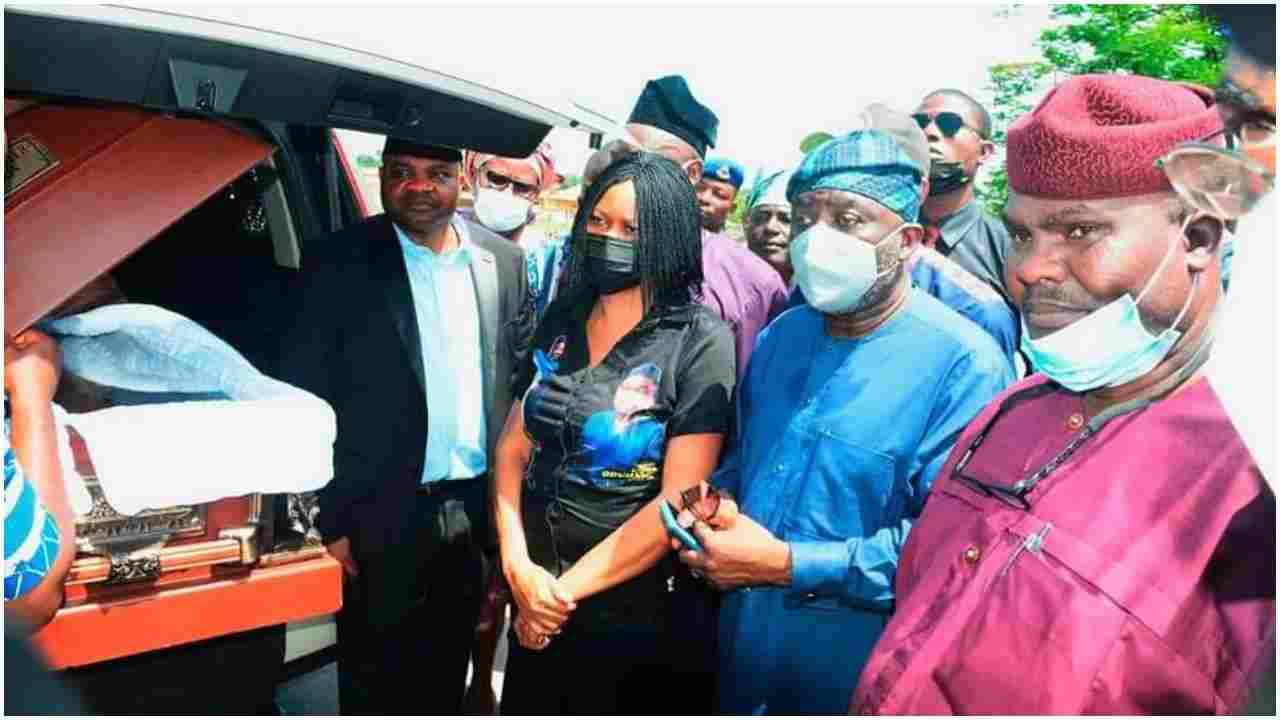 Osun State receives remains of late activist, Yinka Odumakin
