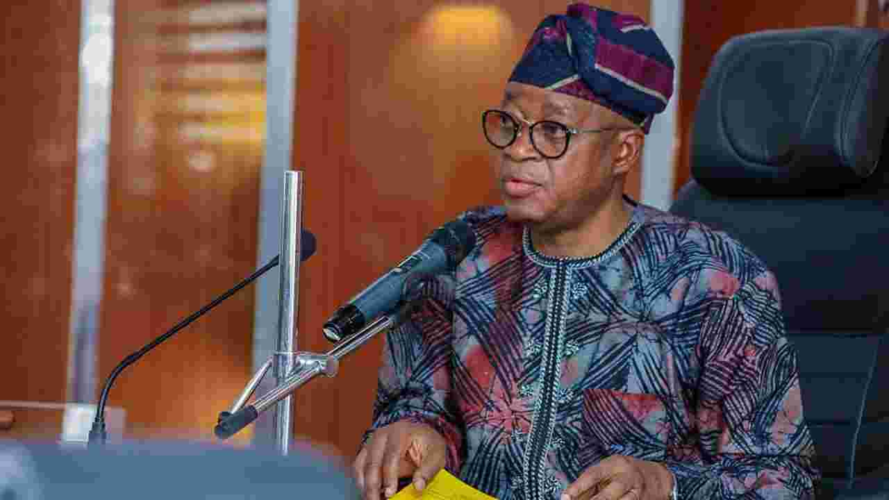 Oyetola admonishes Muslims on Ramadan Observance