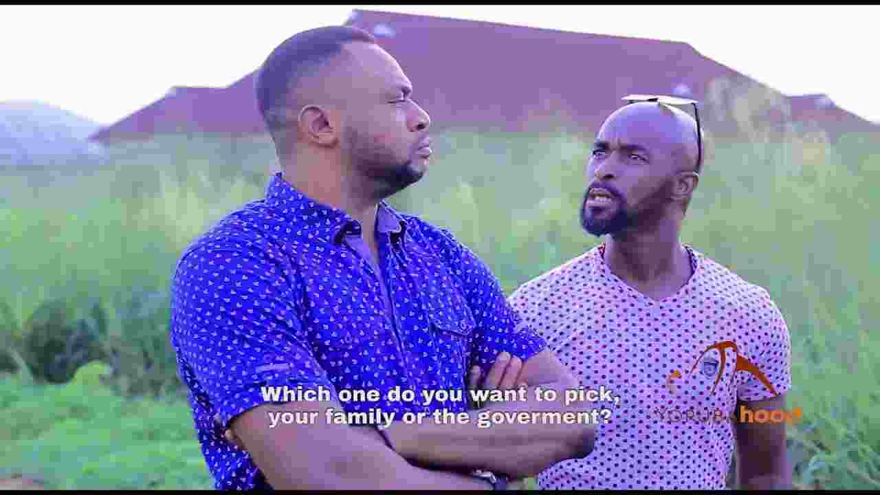Ronaldo Part 2  Latest Yoruba Movie 2021 Drama (Movie)