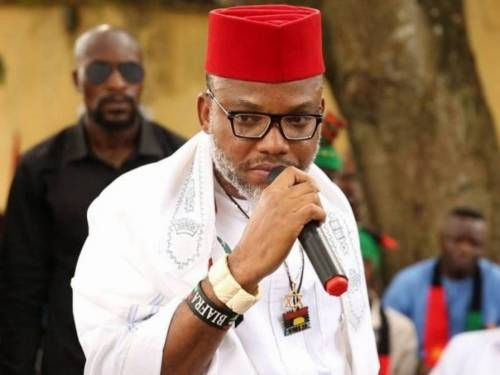 Don't Sell Weapons To Nigeria, Buhari Has Islamist Agenda – Nnamdi Kanu Writes US President