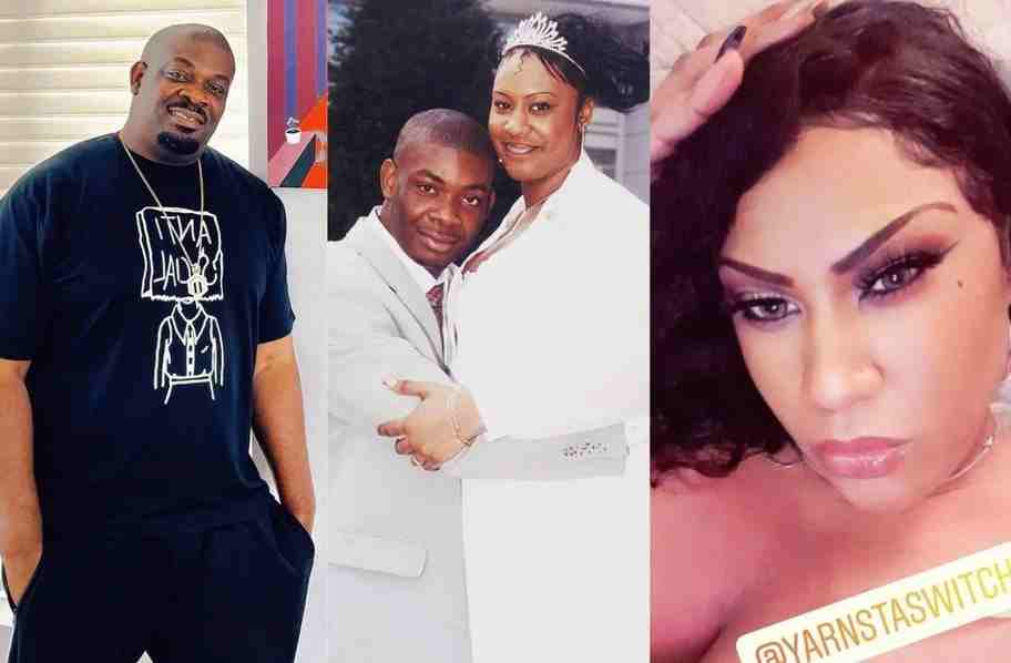 Everyone I Dated In The Past Knew About My Marriage - Don Jazzy Reveals