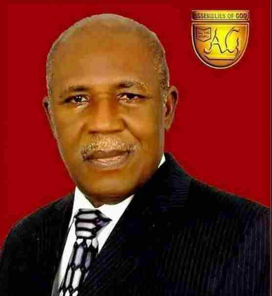 Former GS Of Assemblies Of God Is Dead