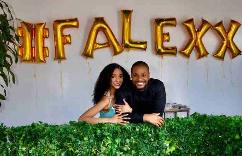 """I thought I was going for a photoshoot not knowing it was a set-up"" - Alex Ekubo's fiancee reveals"