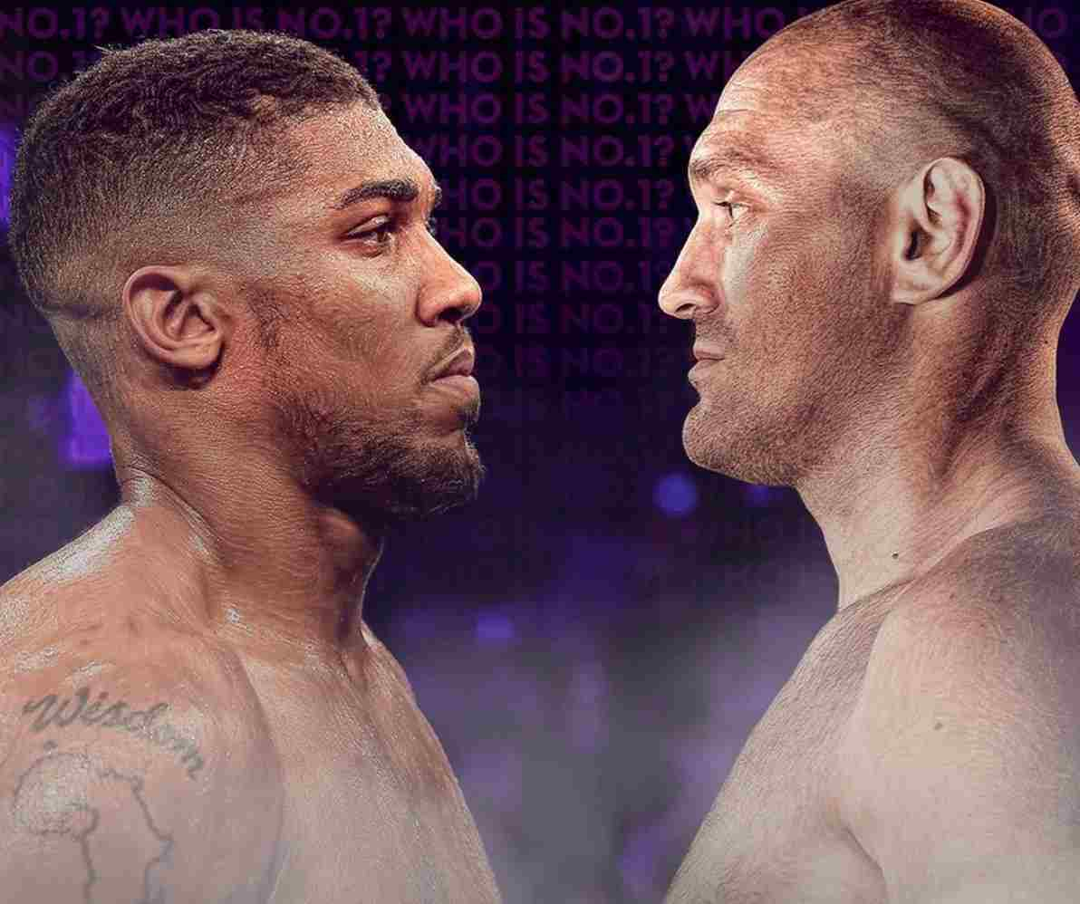 OFFICIAL: Joshua, Fury Clash In Saudi Arabia On August 7 Or 14