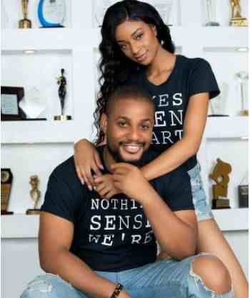 'Our Wedding Is Happening This Year' - Alex Ekubo Reveals After Proposing To His Fiancée, Fancy Acholonu