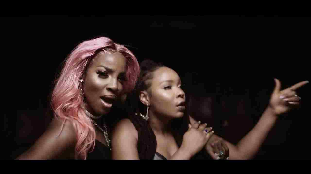 Seyi Shay Ft. Yemi Alade - Pempe (Official Video)