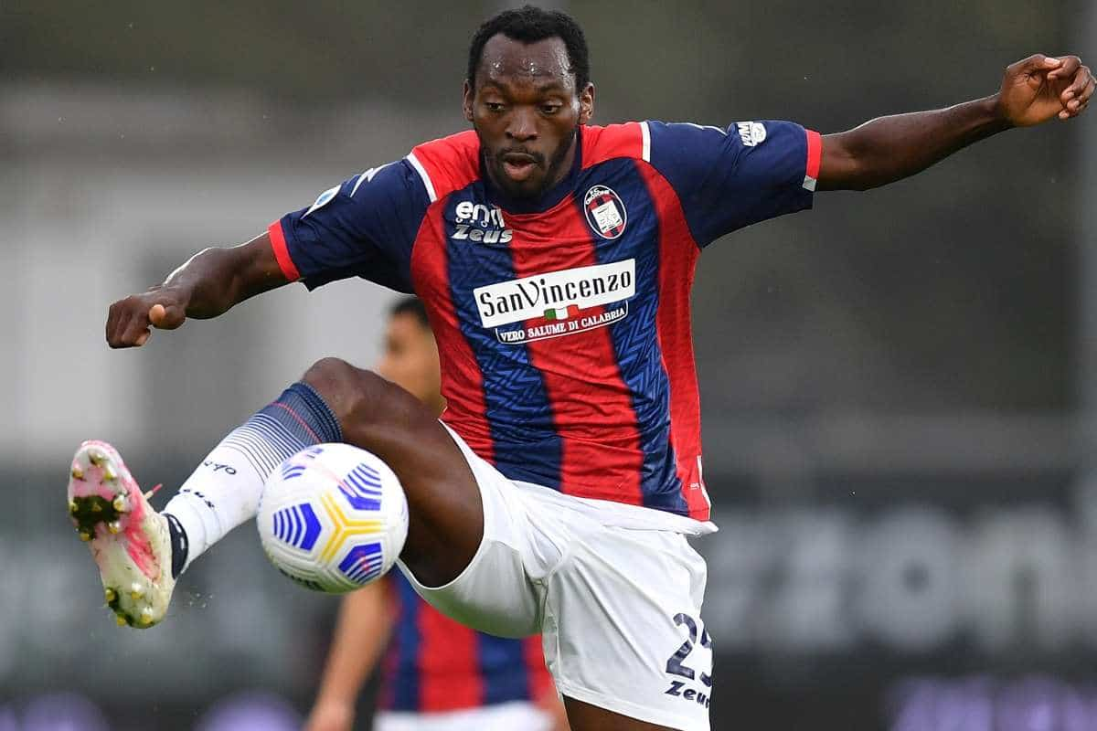 Simy Must Look Beyond Crotone Next Summer – Nwosu