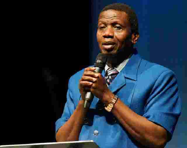 Why God Didn't Reveal Son's Death to Pastor Adeboye - Olusegun Bamgbose