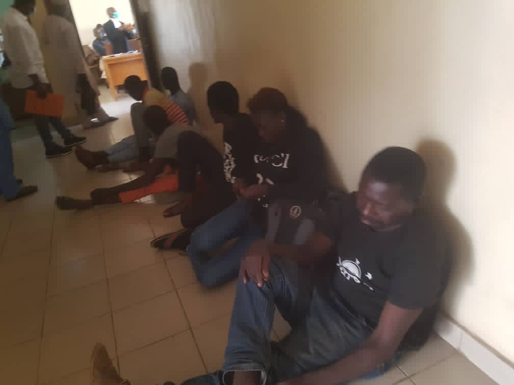 Arrested #EndSARS Protesters to be Remanded in Prison till 2021 (Photos/Video)