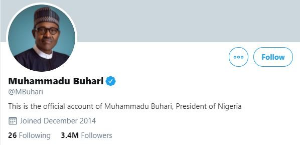 EndSARS: Buhari Loses 100K Followers On Twitter As Reno Omokri Starts  #UnfollowBuhari