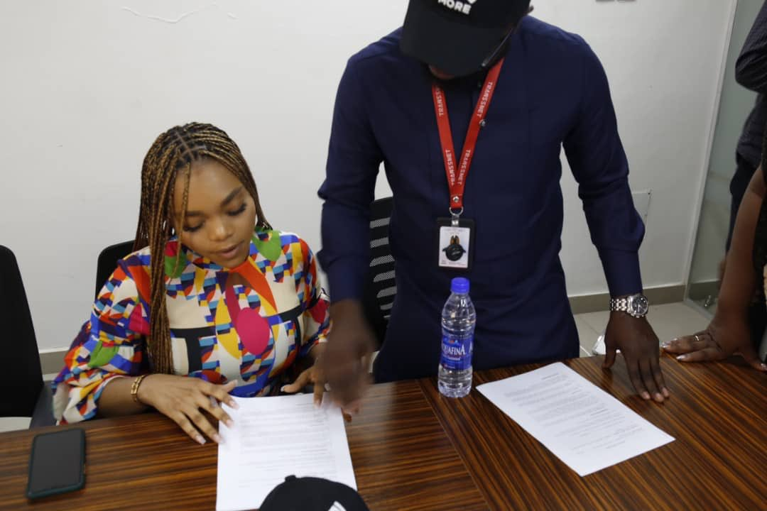 Ex-BBNaija 2020 Housemate, Lilo Bags First Endorsement Deal (Photos)