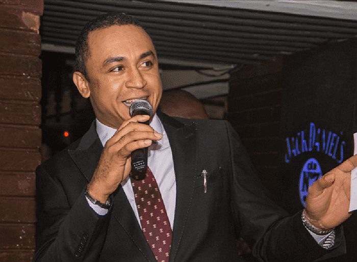 Go And Open A Church – Pastor Giwa Tells Daddy Freeze After He Attack Buhari