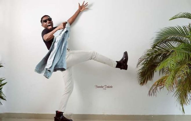 """I can't believe I'm 40"" - Singer, Timi Dakolo celebrates 40th birthday"