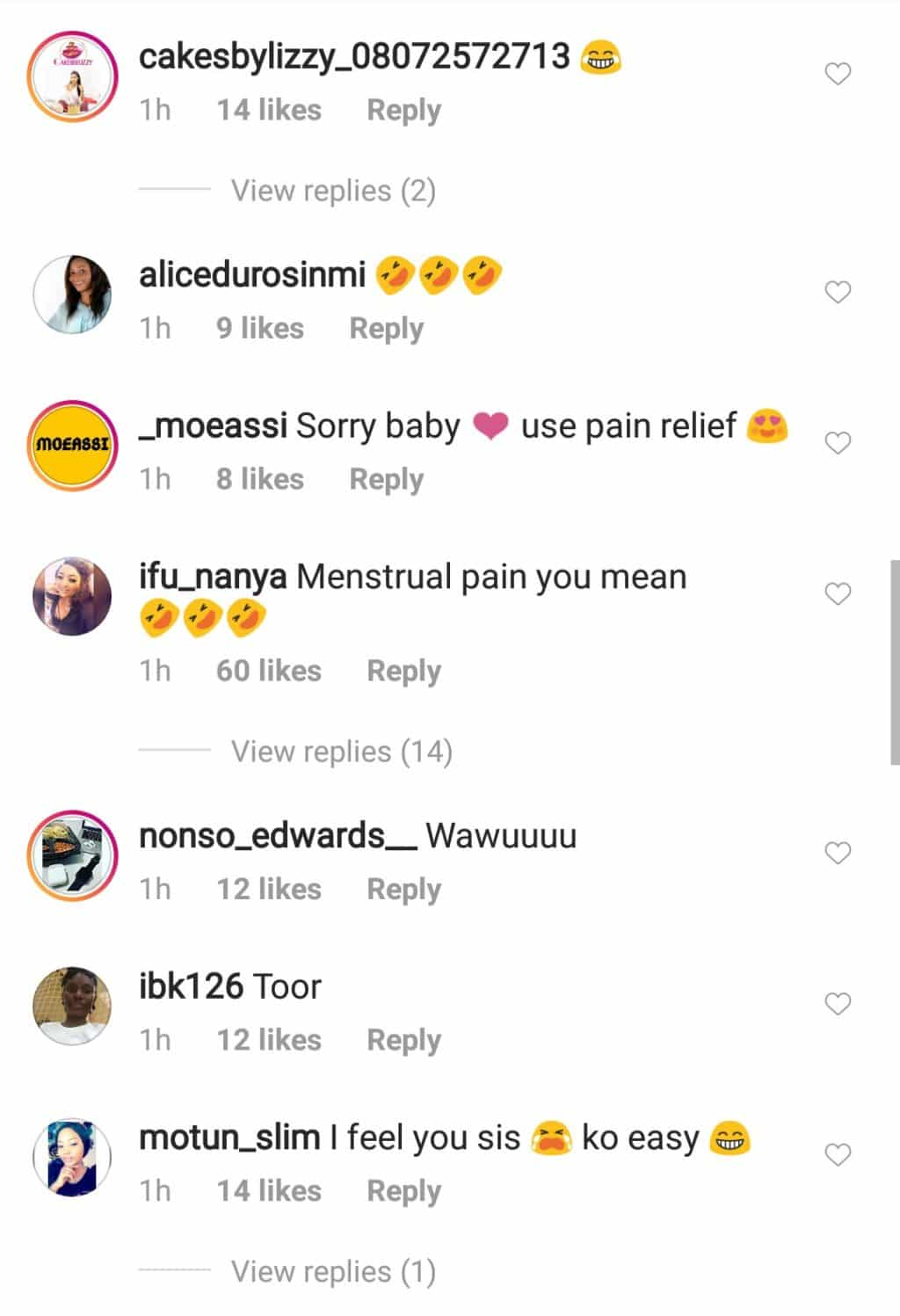 """I woke Up with Menstrual Pain""- Bobrisky cries out"