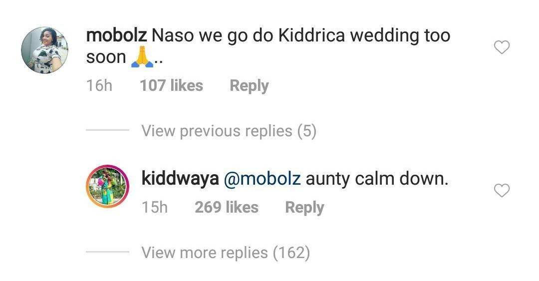 Kiddwaya Replies Lady Who Hinted At Him Marrying Erica [See Screenshots]