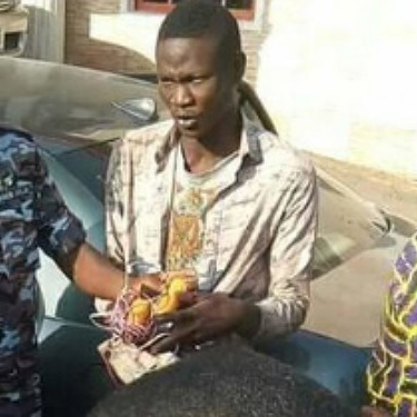 Man caught with bomb in Kaduna church Denied (video)