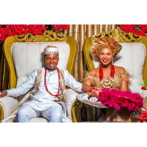"Man marries his class captain in primary school who always writes his name in a ""list of noisemakers"""