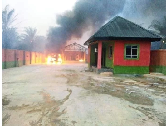 Many feared dead as gas plant explodes in Delta (photos)