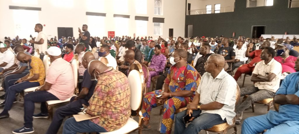 JUST IN: Obaseki Meets Edo Youths Over #EndSARS Demands - (See Photos)