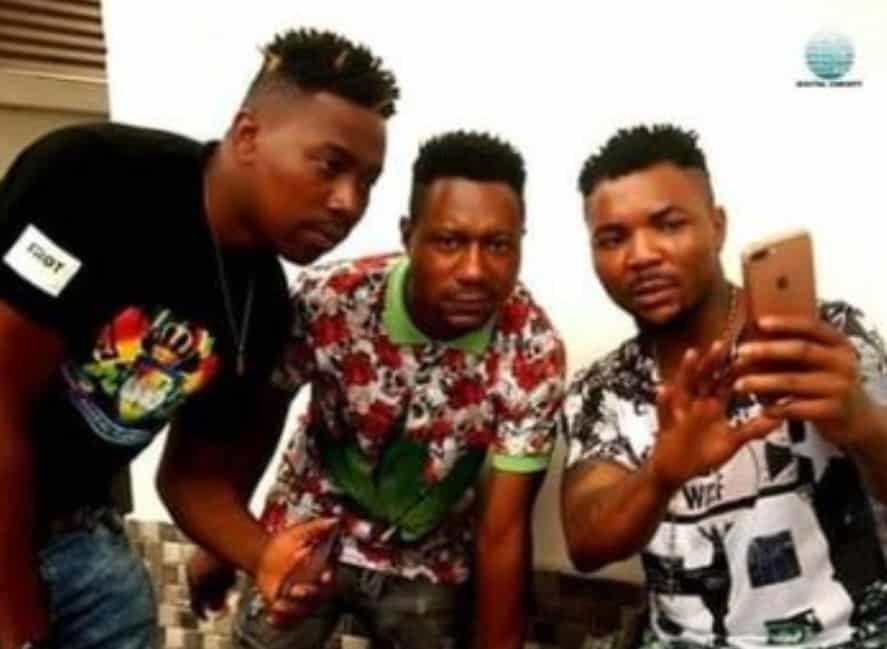 Oritse Femi's former partner, Chi Jungulist is Seriously Sick