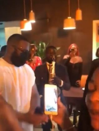 """Poor blessing the rich, no be ment be that"" - Netizens reacts to Kiddwaya's lavish birthday party organized by fans"