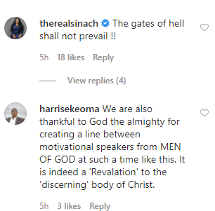 Sinach and Husband Blast Those Who Believe More in Science than God