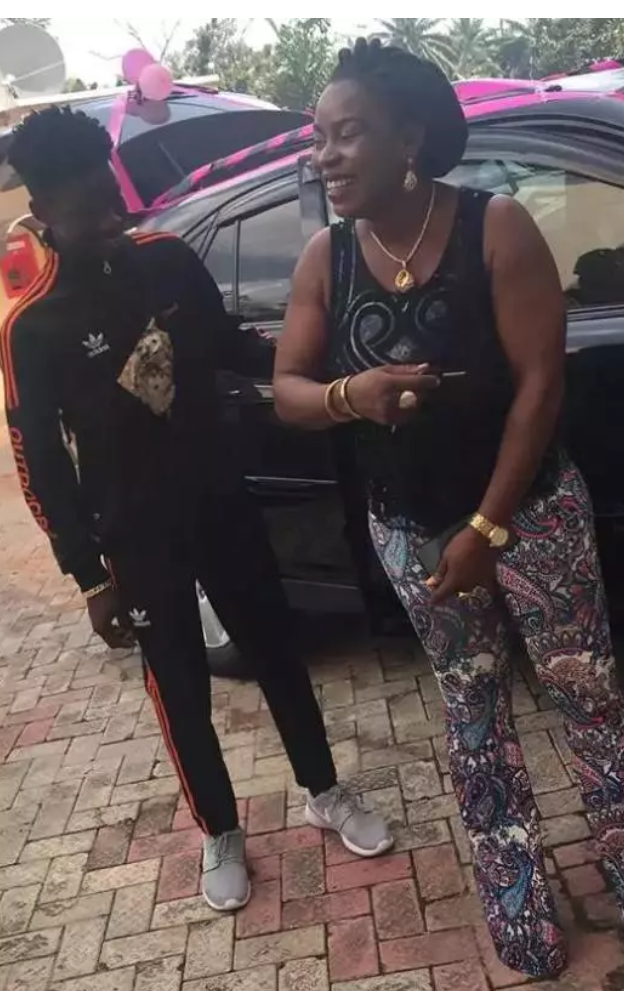 This is Rema's Mother (See Photos)