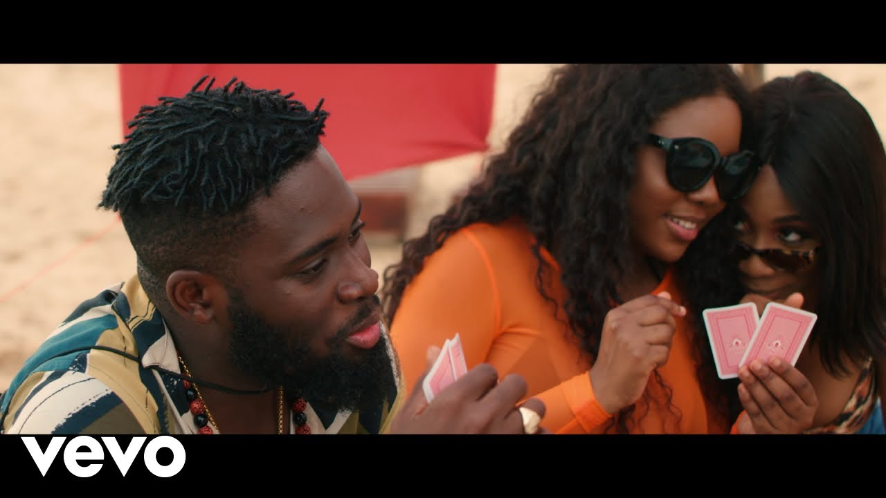 Juls Ft. Falz & Oxlade - Angelina (Official Video)