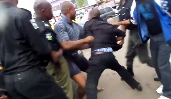 10 Policemen Beat Me, Forced Me To Take Off My Bra — Arrested Lagos EndSARS Protester