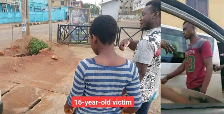16Years Old Allegedly Abducted and Raped in Delta State