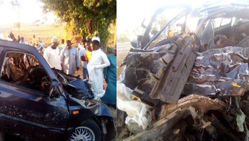 20 passengers die in Bauchi auto crash