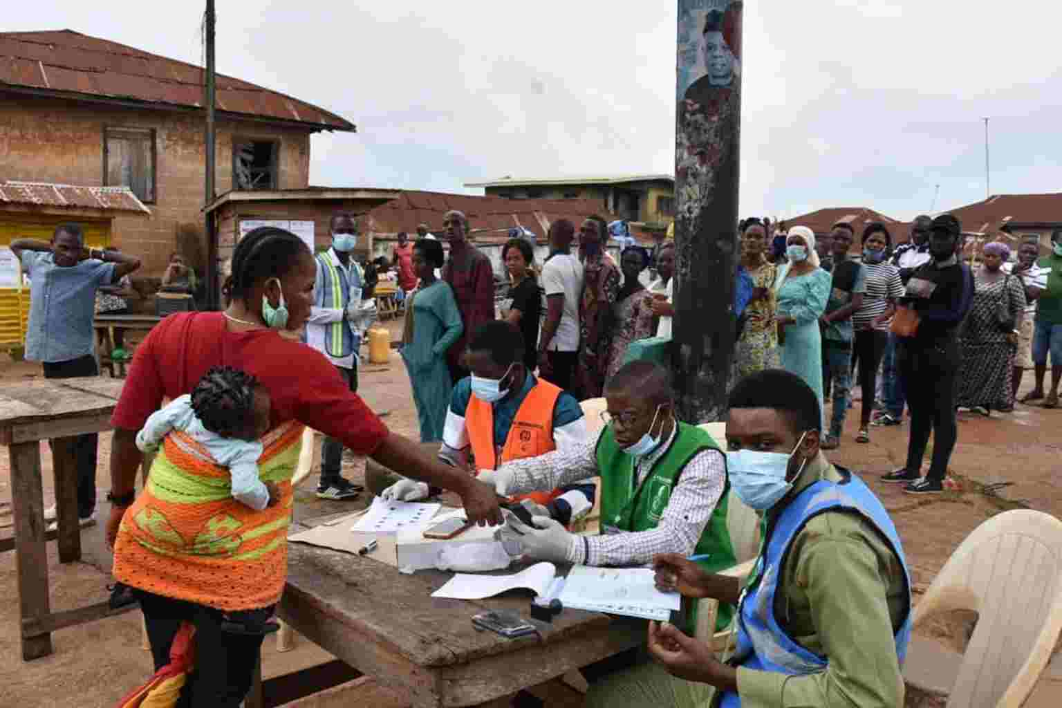 2023: Fear as Insecurity Threatens general Elections, Nigerian Democracy