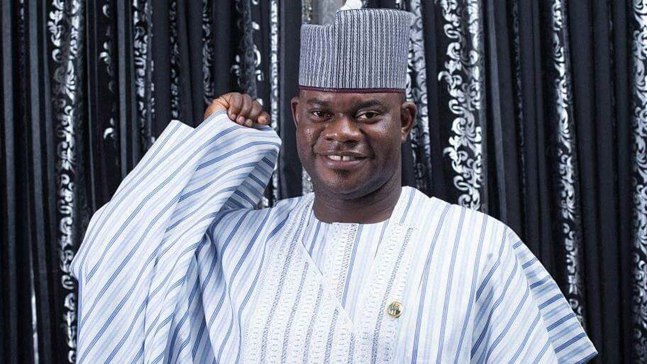 2023: Governor Yahaya Bello speaks on calls to run for President